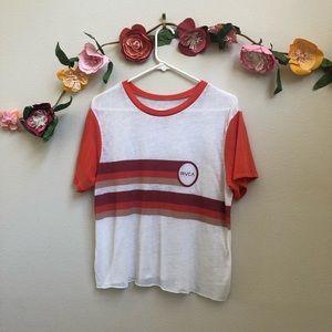 RVCA Retro T Shirt
